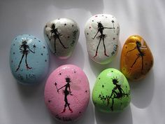 one wish fairy stones by stone illustrations, via Flickr