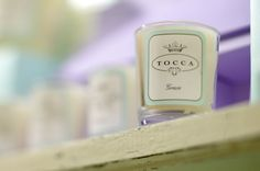 Tocca candles...love...