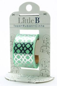 Washi Tape > Little B: A Cherry On Top