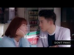 Behind Your Smile MV || Don't panic
