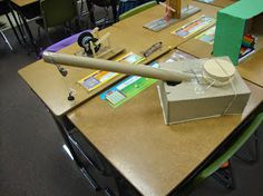 how to make a simple pulley for a school project