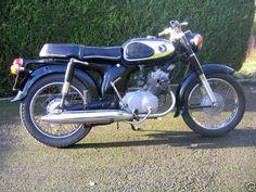 Honda 175, 1969