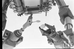 Rocketumblr | GE Beetle Mobile Manipulator