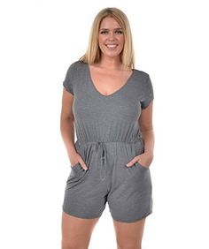 14 Best Plus Size Rompers Jumpsuits Images On Pinterest