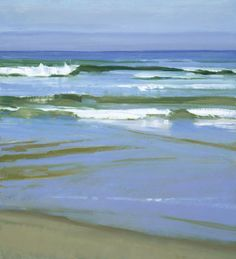 One of he best sea paintings I've looked at...♥...Marcia Brutt