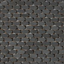 Check out this Daltile product: Oval Polished Urban Bluestone - Inspiring Ideas through Real Use.