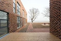 Brick House, Nanjing China by Zhang Lei Architect photo