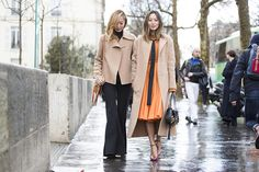 Paris Fashion Week 2016 Outfits/Streetstyle | Song of Style