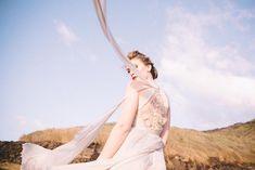 Ballet themed wedding inspiration shoot | Captured By Keryn | see more on: http://burnettsboards.com/2016/02/dramatic-romantic-ocean-cave-ballet/