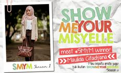 The winner of SMYM season 1. Send us your photos with Misyelle product.