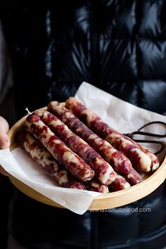 Chinese Sausages | China Sichuan Food