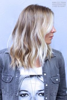 Love this cut & color
