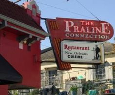 The Praline Connection. Another New Orleans hole-in-the-wall. Love it.