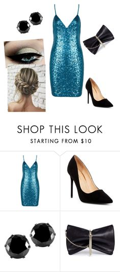 Glitterparty by laura-paasivirta on Polyvore featuring Liliana, Jimmy Choo and West Coast Jewelry