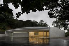 Pavilion in Anyang, South Korea / Alvaro Siza with Carlos Castanheira + Jun Sung Kim