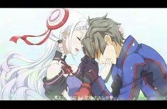 Yuna and Eiji
