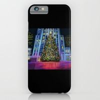 Christmas In Manhattan D… iPhone 6 Slim Case