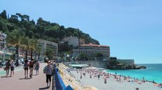 Nice - The Castle Hill (Colline du Chateau), French Riviera, France [HD]...