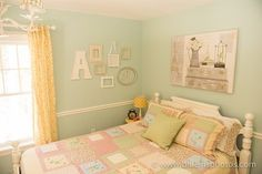 Updating My Daugter's Room