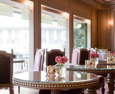 laduree tea room, paris
