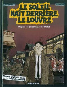 Nestor Burma -7- Le soleil naît derrière le Louvre