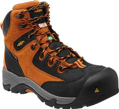 KEEN Footwear - Men's Val-D'Or Mid WP