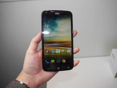 Acer Liquid S2 is a 6-inch Galaxy Note rival that brings both 4G and 4K