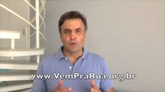 Aécio Neves - Vem Pra Rua - Dia 6/12 às 15h, no MASP
