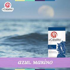 #AzulMarino