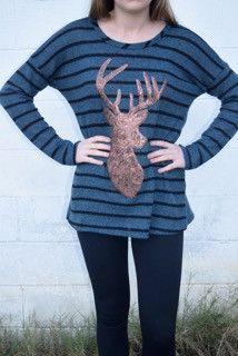 Glitter & Grazing Sweater