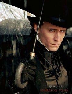 Mmmm...he looks amazing in 1800's attire