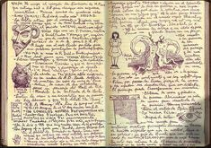 guillermo del toro sketchbook - Google Search