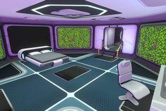 Subnautica Base, Research Lab, Google Images