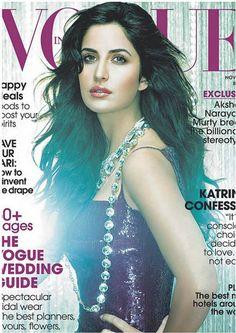 Katrina Kaif (Vogue India)