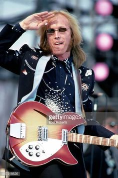Tom Petty and The Heartbreakers- Live Aid 1985.