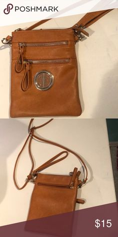 Purse Light brown, good condition and used a few times. No scratches or holes. Bags Crossbody Bags