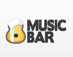 "Check out new work on my @Behance portfolio: ""Music bar"" http://be.net/gallery/33789422/Music-bar Logo design"