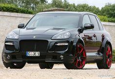 ENCO Gladiator #Porsche Cayenne Turbo