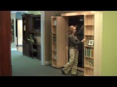 Murphy Bed & Beds, Panel Beds by More Space Place Asheville - YouTube