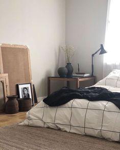 Best Home Decoration Ideas H&m Home, Modern House Design, Linen Bedding, Bed Linen, Duvet Cover Sets, Decoration, Home Goods, Bedroom, Furniture