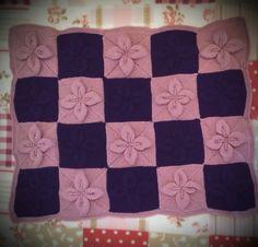 Babydecke/ örgü battaniye