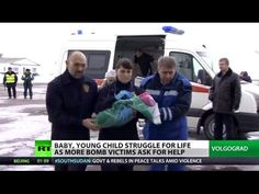 Doctors fight for life of 3-month-old Volgograd blast victim