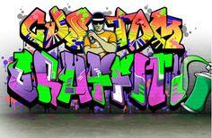 Berok Graffiti mural profesional en Barcelona: Graffiti creator 5 online español