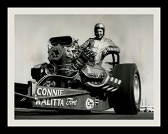 Connie Kalitta, 1960s