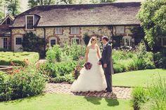 barn at bury court wedding photos
