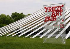 FRIEZE ART FAIR NEW YORK 2012 - Frieze Art Fair New York 2012 - Solid Objectives - Idenburg Liu (SO - IL) Architects - Core77