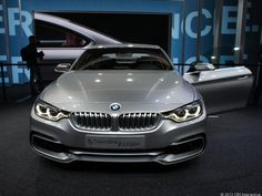 BMW Concept 4 Coupe takes over where 3 Series left off (pictures) - CNET Reviews via @CNET
