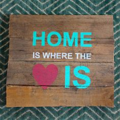 How to Stencil a Pallet Sign and Free Cut File — Weekend Craft