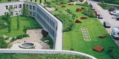 Solutii Sika pentru acoperisurile verzi
