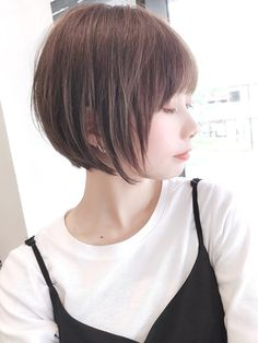 hair k tosaki My Hairstyle, Cute Hairstyles For Short Hair, Girl Short Hair, Short Hair Cuts, Short Hair Styles, Hair Inspo, Hair Inspiration, Hair In The Wind, Hair Arrange